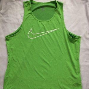 Nike Dri Fit Top Sz XL
